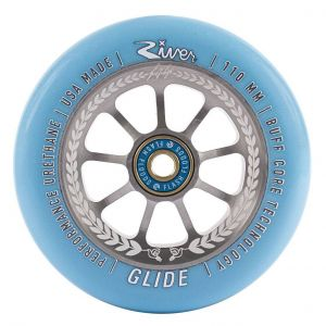 Колесо River Glide Juzzy Carter Pro Scooter Wheel (Serenity)