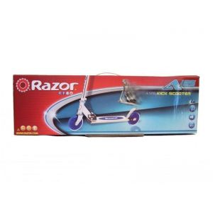 Самокат Razor A125 (синий)