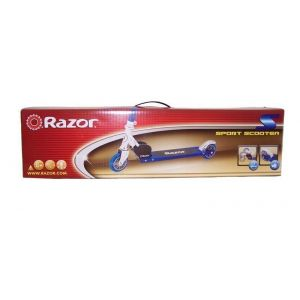 Самокат Razor S (синий)