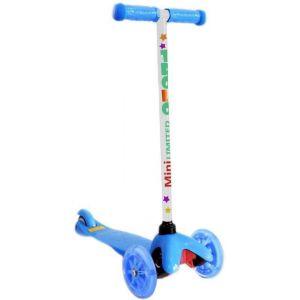 Самокат Trolo Mini Limited (синий)