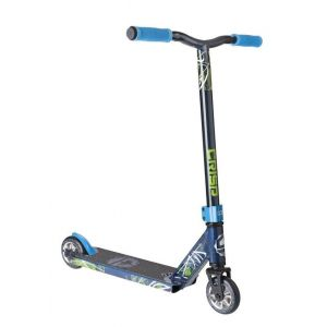 Трюковой самокат Crisp Scooters Blaster Mini Dark Blue Metallic