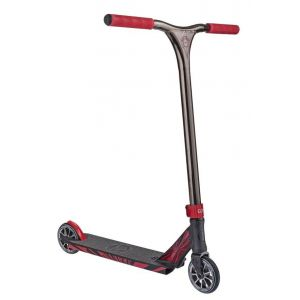 Трюковой самокат Crisp Scooters Ultima 4.5 Satin Black /Black Chrome