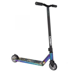 Трюковой самокат Crisp Scooters Surge Chrome Black