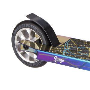 Трюковой самокат Crisp Scooters Surge Neochrome Black