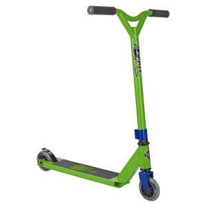 Трюковой самокат Grit Scooters Atom Green