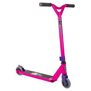 Трюковой самокат Grit Scooters Atom Pink