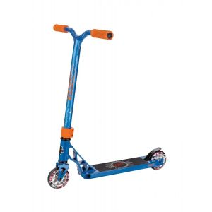 Трюковой самокат Grit Scooters Fluxx Mini Satin Blue - Blue Silver Laser