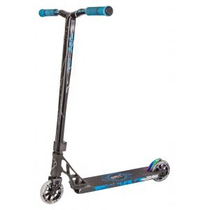 Трюковой самокат Grit Scooters Elite Satin Grey-Black White Quake