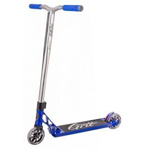 Трюковой самокат Grit Scooters Tremor Blue-Polished
