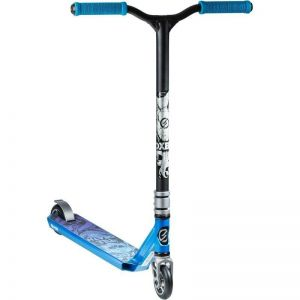Самокат трюковой Oxelo Freestyle MF 1.8 Plus Blue (синий)