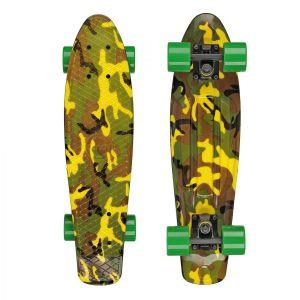 Скейтборд Candy 22'' Camo/Green