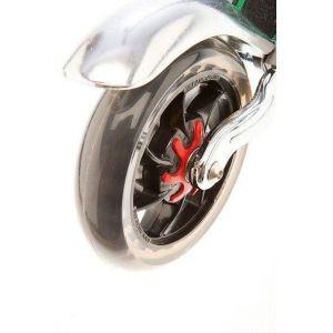 Самокат Micro Speed+ Silver (серебристый)