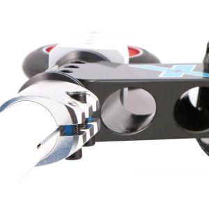 Самокат трюковой Micro MX Pro OPB white (белый)