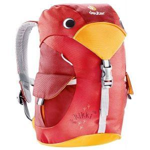 Детский рюкзак Deuter Kikki (красный)