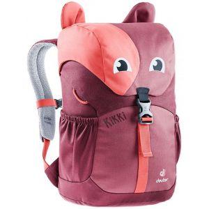Детский рюкзак Deuter Kikki (бордовый)