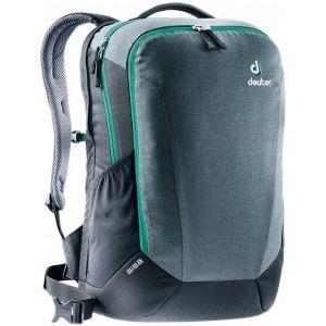Рюкзак Deuter Giga (черно-зеленый)