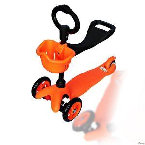 Самокат Ardis 3 in 1 (оранжевый)