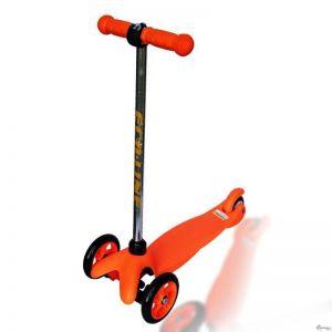 Самокат Explore Ecoline Saddler (оранжевый)