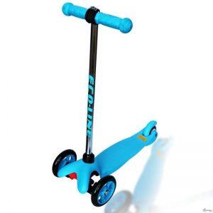 Самокат Explore Ecoline Saddler (голубой)