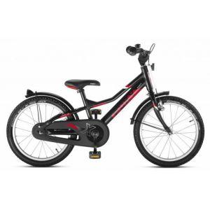 Велосипед Puky ZLX 18 Alu Black (черный)