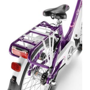 Велосипед Puky Skyride 20-3 Alu light lilac (лиловый)