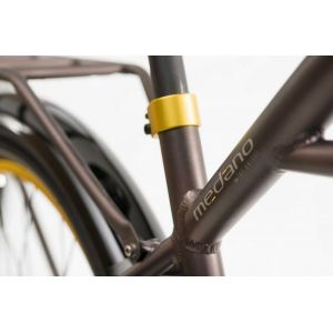Велосипед Medano Artist Gold 26'' (sun-tanned mat)