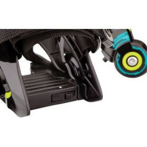 Ролики Razor Jetts Heel Wheels (черно-зеленый)