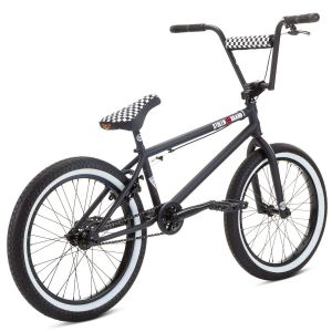 "Велосипед Stolen Sinner 20"" 2021 FC RHD 21.00"" BMX Freestyle Bike (fast time black)"