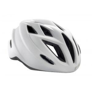 Шлем защитный Met Gamer matt white (белый)