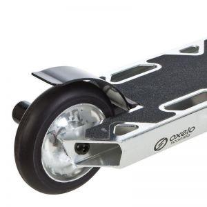 Самокат трюковой Oxelo Freestyle MF 3.6 Chrome (серый)