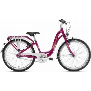 Велосипед Puky Skyride 24-7 Alu light berry (ягодный)