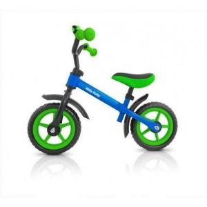 Беговел Milly Mally Dragon blue-green (сине-зеленый)