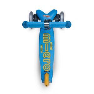 Самокат Mini Micro Deluxe Ocean Blue (голубой)