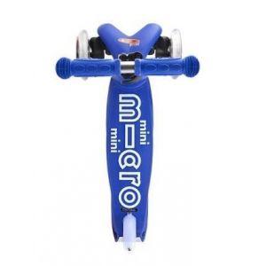 Самокат Mini Micro 3 in 1 Deluxe Blue (синий)