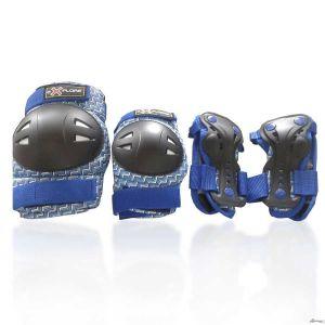 Комплект защиты Explore AMZ-300 (синий)