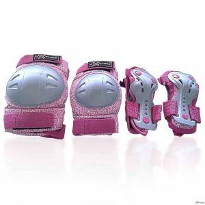 Комплект защиты Explore AMZ-300 (розовый)