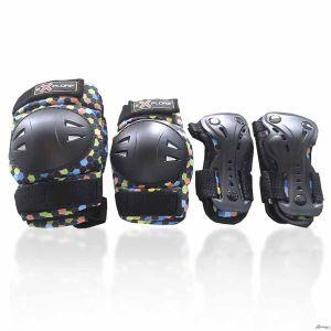 Комплект защиты Explore AMZ-300 (черный)