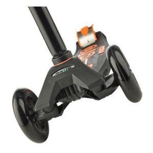 Самокат Maxi Micro Deluxe Black T (черный)