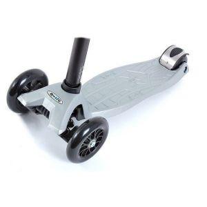 Самокат Maxi Micro Silver T (серебристый)
