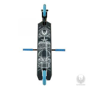 Трюковой самокат Phoenix Pilot Complete Blue/Black