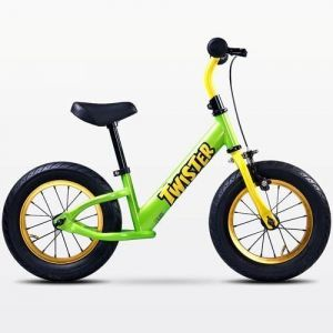 Беговел Caretero Twister (зеленый)