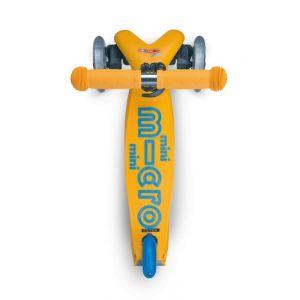 Самокат Mini Micro Deluxe Apricot (желтый)