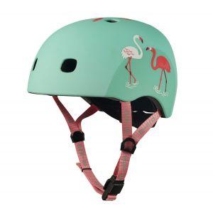 Шлем защитный Micro Flamingo