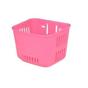 Корзина для беговела Frutti (розовый)