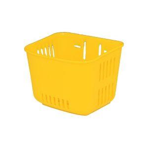 Корзина для беговела Frutti (желтый)