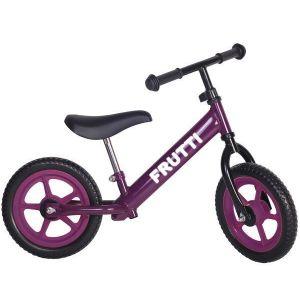 "Беговел Frutti 12"" Purple grapes purple wheels (фиолетовый/фиолетовый)"