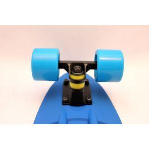 Скейтборд Candy 22'' Haki/Blue (хаки/синий)