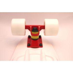 Скейтборд Candy 22'' Red/White (красный/белый)