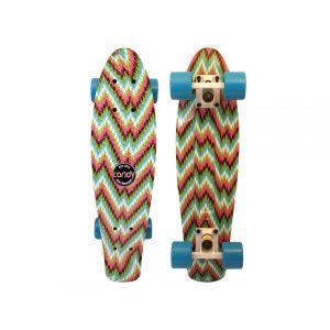 Скейтборд Candy 22'' ZigZag