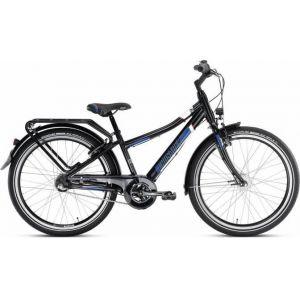 Велосипед Puky Crusader 24-3 Alu light black (черный)